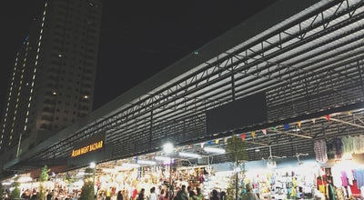 Photo of Clothing Store Asean Night Market at Hatyai, Thailand