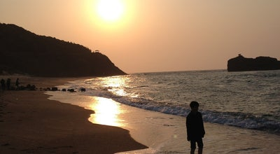 Photo of Beach 白兎海岸 (Hakuto Coast) at 白兎, 鳥取市 689-0206, Japan