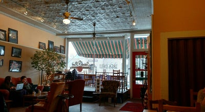 Photo of Coffee Shop Saints Rest Coffee at 917 Broad St, Grinnell, IA 50112, United States