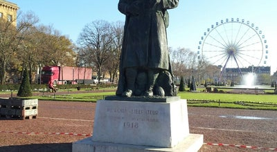 Photo of Monument / Landmark La statue du Poilu Libérateur at Esplanade, Metz 57000, France