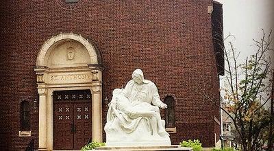 Photo of Church St. Anthony's Church at 331 Seward Pl, Schenectady, NY 12305, United States