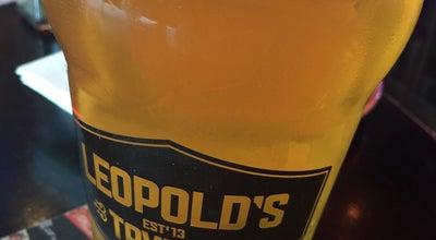 Photo of Gastropub Leopold's Tavern at 3735 E Quance St, Regina, SK S4V 3A4, Canada