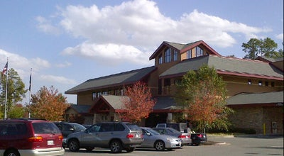Photo of Library Twin Hickory Area  Library at 5001 Twin Hickory Rd, Glen Allen, VA 23059, United States