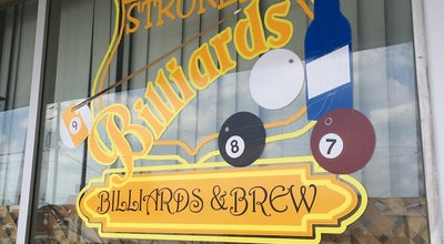 Photo of Pool Hall Strokers Billiards at United States