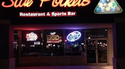 Photo of Sports Bar Side Pockets at 600 S Tyler Rd, Wichita, KS 67209, United States