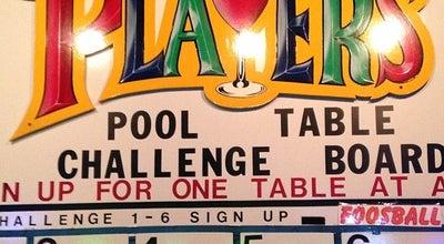 Photo of Bar Players Pub at 9729 Fair Oaks Blvd, Fair Oaks, CA 95628, United States
