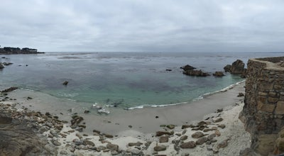 Photo of Beach Lovers Point Beach at Ocean View Blvd, Pacific Grove, CA, United States