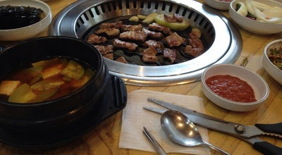 Photo of BBQ Joint 석쇠마당 at South Korea