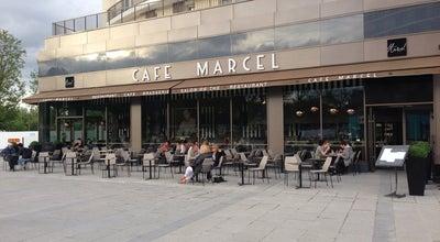 Photo of Coffee Shop Café Marcel at C.c Les Rives De L'orne, Caen 14000, France