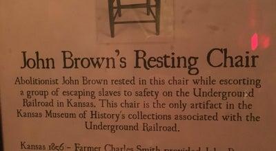 Photo of Restaurant John Brown's Underground at 7 E 7th St, Lawrence, KS 66044, United States