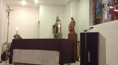 Photo of Church Parroquia de Nuestra Señora del Carmen y San José at Calzada De Guadalupe, Ciudad de México, Mexico