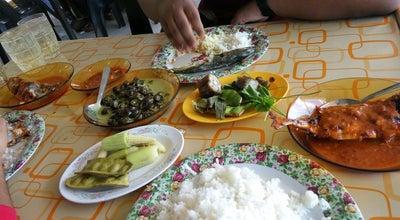 Photo of Asian Restaurant D'Umi nasi ulam at Gertok Salor, Pasir Mas, Malaysia