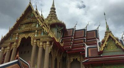 Photo of Buddhist Temple วัดป้อมวิเชียรโชติการาม (Wat Pom Wichian Chotikaram) at 957 ถ.วิเชียรโชฎก, Mueang Samut Sakhon 74000, Thailand