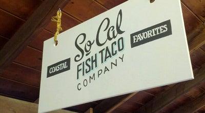 Photo of Mexican Restaurant SoCal Fish Taco Company at 219 N Gilbert Rd, Gilbert, AZ 85234, United States