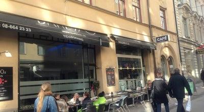 Photo of Cafe Baresso at Nybrogatan 21, Stockholm 114 39, Sweden