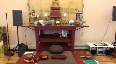 Photo of Temple Zen Buddhist Temple at 1214 Packard St, Ann Arbor, MI 48104, United States