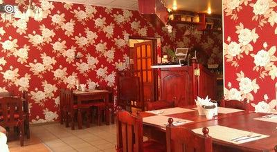 Photo of Italian Restaurant Viva Cafe at Pushkini 12, Narva, Estonia