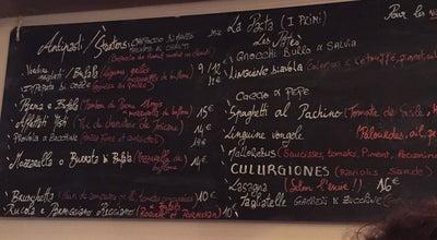 Photo of Italian Restaurant L'Alimentari at 6 Rue Des Ecouffes, Paris 75004, France