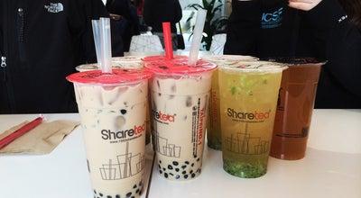Photo of Bubble Tea Shop Sharetea at 5336 Geary Blvd, San Francisco, CA 94121, United States