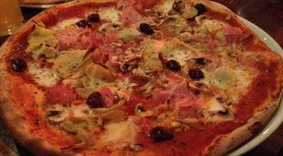 Photo of Pizza Place Olivia Hegdehaugsveien at Hegdehaugsveien 34, Oslo 0352, Norway