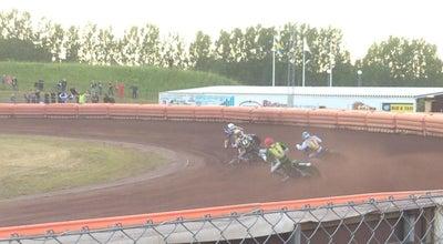Photo of Racetrack Malmö motorstadion at Malmö, Sweden, Sweden