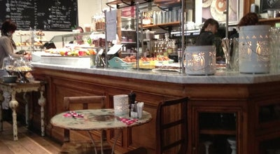 Photo of Bakery Babu's Bakery & Coffeehouse at Löwenstrasse 1, Zürich 8001, Switzerland