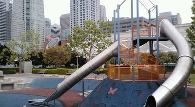 Photo of Playground Yerba Buena Gardens Play Circle at 750 Mission St., San Francisco, CA 94129, United States