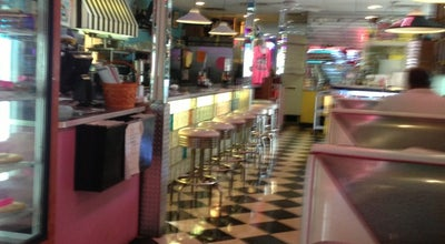 Photo of Diner Ellie's 50's Diner at 2410 N Federal Hwy, Delray Beach, FL 33483, United States