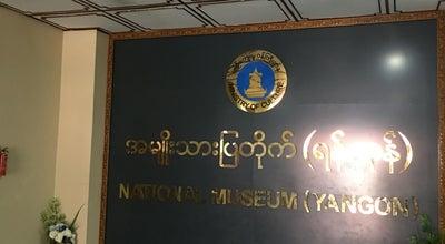 Photo of History Museum Yangon International Museum at Myanmar