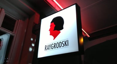 Photo of Nightclub Raygrodski Bar at Sihlfeldstrasse 49, Zurich 8003, Switzerland