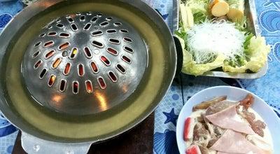Photo of BBQ Joint จิ้มจุ่มและหมูกะทะตลาดเจ๊ย์เหี้ยง (Jey-Heang Market Suki & BBQ) at Phadung Donyor Rd., Mueang Phatthalung, Thailand