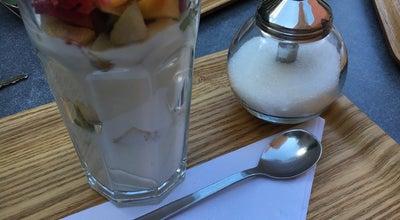 Photo of Tea Room Cappucino at Belgium