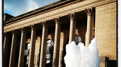 Photo of Concert Hall Sheffield City Hall at Barker's Pool, Sheffield S1 2JA, United Kingdom