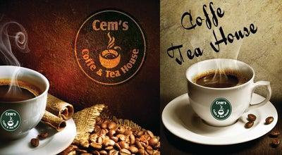 Photo of Cafe Cem's Coffee&Tea House at Meşrutiyet Mah. Enstitü Cad.no:16, Aydın 09100, Turkey