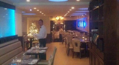 Photo of Seafood Restaurant The Sea Fire Grill at 158 East 48th Street, New York, NY 10017, United States
