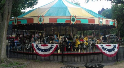 Photo of Park The Carousel on the National Mall at 900 Jefferson Dr Sw, Washington DC, DC 20560, United States