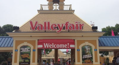 Photo of Theme Park Valleyfair at 1 Valleyfair Dr, Shakopee, MN 55379, United States