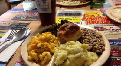 Photo of BBQ Joint Ed's Country Cooking at 1017 12th Pl, Phenix City, AL 36867, United States