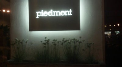Photo of American Restaurant Piedmont Restaurant at 401 Foster Street B-2, Durham, NC 27701, United States