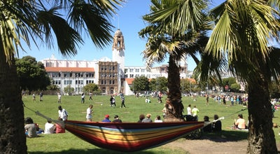 Photo of Park Mission Dolores Park at Dolores St, San Francisco, CA 94110, United States