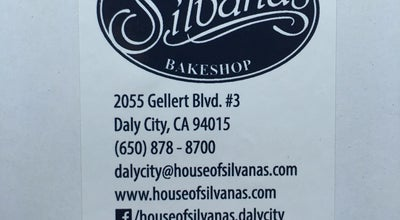 Photo of Bakery House of Silvanas Bakeshop at 2500 Gellert Street, Daly city, CA 94015, United States