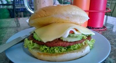 Photo of Burger Joint ฮาริส เบอเกอร์ at หน้าสถานีตำรวจ, คลัง, Thailand