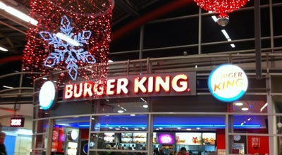 Photo of Fast Food Restaurant Burger King at Stationshal 7a, Utrecht 3527 CE, Netherlands