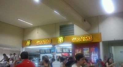 Photo of Brazilian Restaurant giraffas super center at Brazil