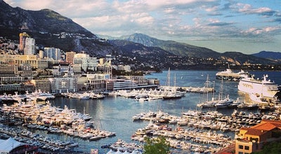 Photo of Harbor / Marina Port Hercule de Monaco at Route De La Piscine, La Condamine 98011, Monaco