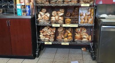 Photo of Bagel Shop Best Bagel Around at Broadway, Huntington, NY 11746, United States