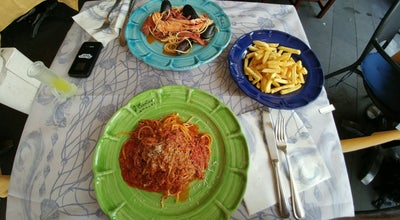 Photo of Italian Restaurant Trattoria dei Cartari at Piazza Dello Spirito Santo 5, Amalfi 84011, Italy