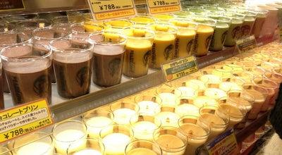Photo of Dessert Shop プリンショップ マーロウ 横浜そごう店 at 西区高島2-18-1, 横浜市 220-8510, Japan