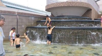 Photo of Water Park 南芦屋浜ウォーターパーク at 陽光町2-1, 芦屋市, Japan
