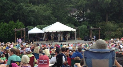 Photo of Music Venue Heritage Sandy Springs Entertainment Lawn at 6110 Blue Stone Rd, Atlanta, GA 30328, United States